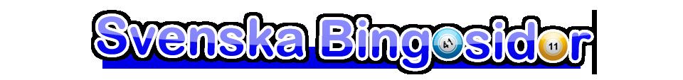 Svenska bingosidor